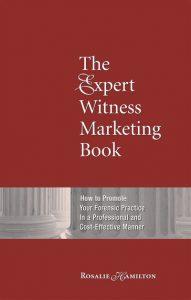 Expert Witness Marketing Book